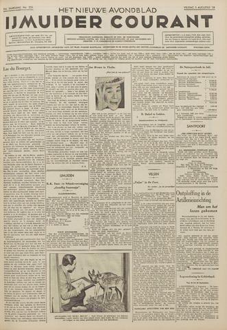 IJmuider Courant 1938-08-05