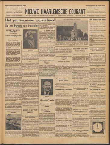 Nieuwe Haarlemsche Courant 1933-06-08