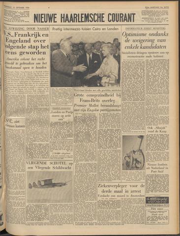 Nieuwe Haarlemsche Courant 1956-09-12
