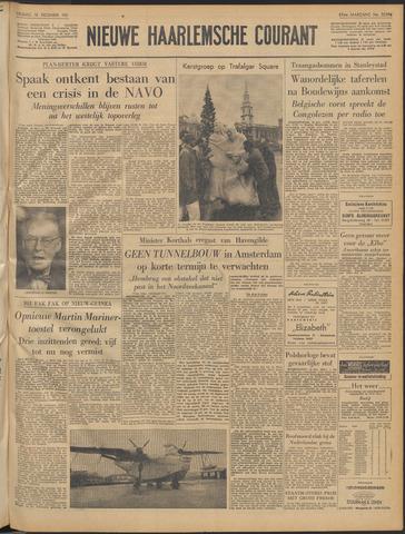 Nieuwe Haarlemsche Courant 1959-12-18