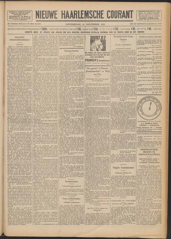 Nieuwe Haarlemsche Courant 1931-11-19