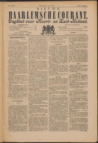 Nieuwe Haarlemsche Courant 1899-06-08