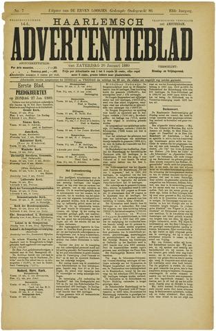 Haarlemsch Advertentieblad 1889-01-26