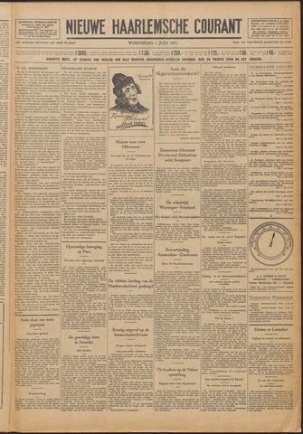 Nieuwe Haarlemsche Courant 1931-07-01
