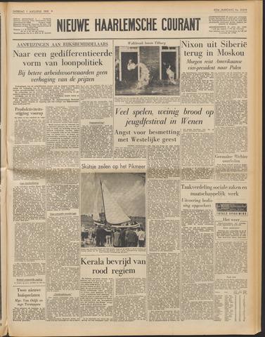 Nieuwe Haarlemsche Courant 1959-08-01