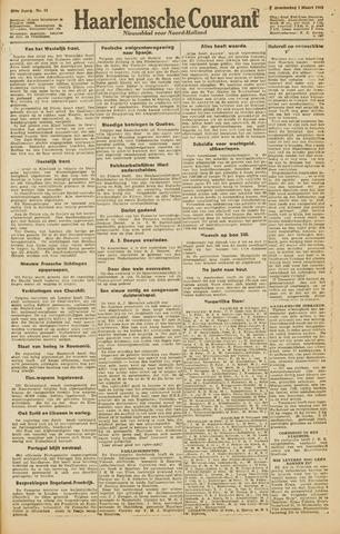 Haarlemsche Courant 1945-03-01