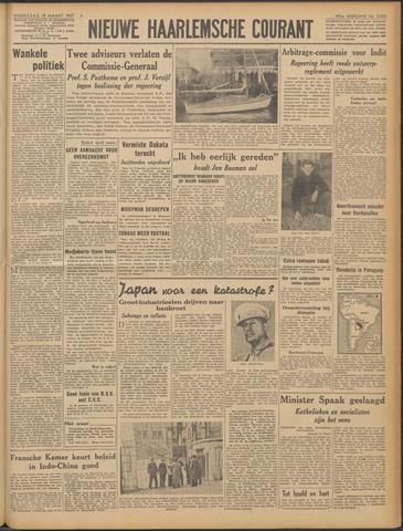 Nieuwe Haarlemsche Courant 1947-03-19