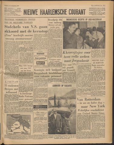Nieuwe Haarlemsche Courant 1963-08-20