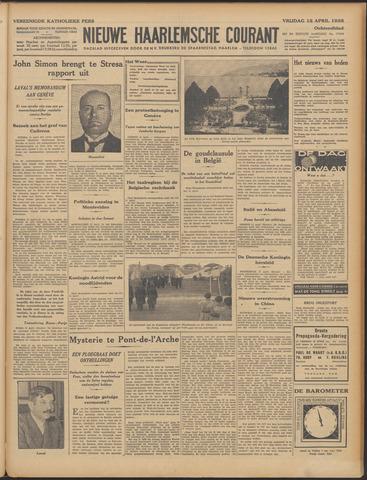 Nieuwe Haarlemsche Courant 1935-04-12