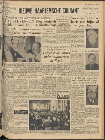Nieuwe Haarlemsche Courant 1956-08-17