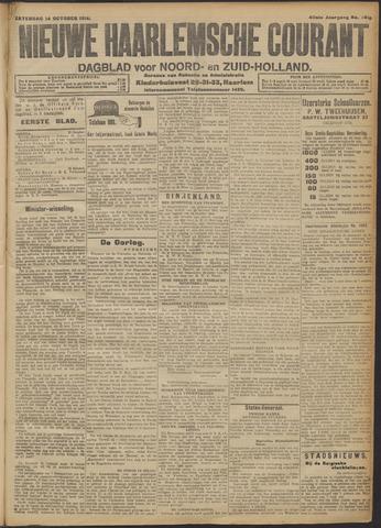 Nieuwe Haarlemsche Courant 1914-10-24