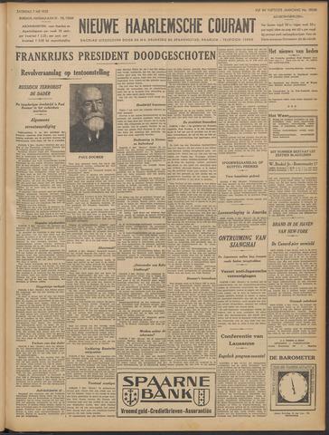 Nieuwe Haarlemsche Courant 1932-05-07