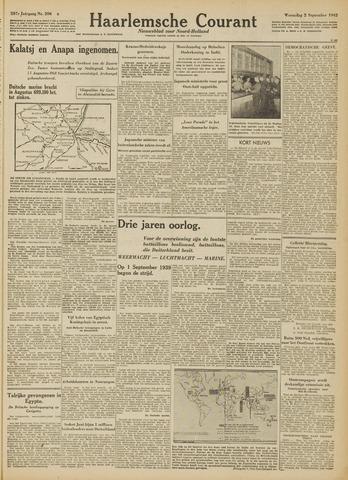 Haarlemsche Courant 1942-09-02