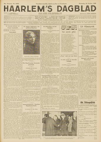 Haarlem's Dagblad 1935-10-23