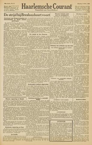 Haarlemsche Courant 1945-02-13
