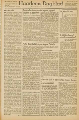 Haarlem's Dagblad 1945-07-25
