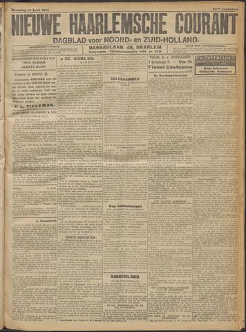 Nieuwe Haarlemsche Courant 1916-06-13