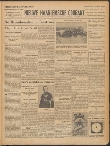 Nieuwe Haarlemsche Courant 1933-01-31