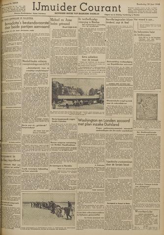 IJmuider Courant 1948-06-10