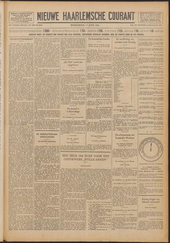 Nieuwe Haarlemsche Courant 1931-06-17