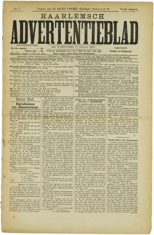 Haarlemsch Advertentieblad 1888-01-11