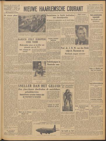 Nieuwe Haarlemsche Courant 1948-01-20