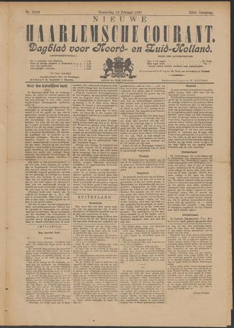 Nieuwe Haarlemsche Courant 1897-02-18