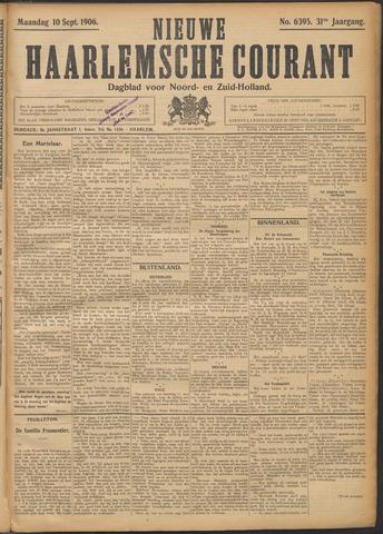 Nieuwe Haarlemsche Courant 1906-09-10