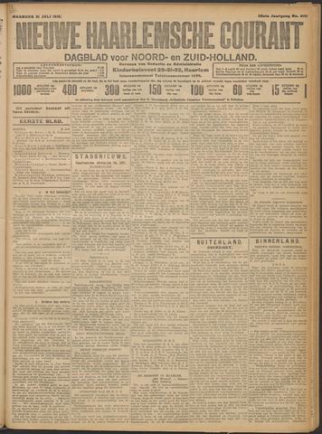 Nieuwe Haarlemsche Courant 1913-07-21