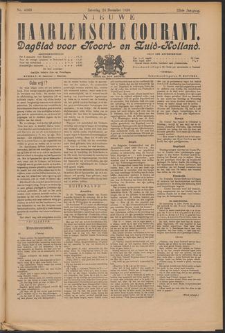 Nieuwe Haarlemsche Courant 1898-12-24