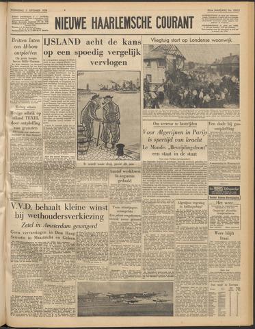 Nieuwe Haarlemsche Courant 1958-09-03