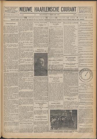 Nieuwe Haarlemsche Courant 1930-02-17
