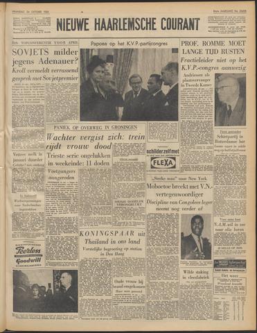 Nieuwe Haarlemsche Courant 1960-10-24