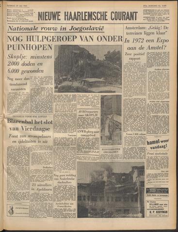 Nieuwe Haarlemsche Courant 1963-07-27