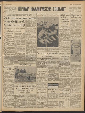 Nieuwe Haarlemsche Courant 1957-07-09