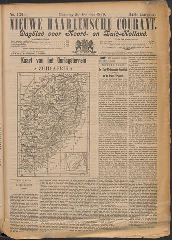 Nieuwe Haarlemsche Courant 1899-10-30