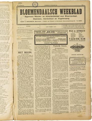 Het Bloemendaalsch Weekblad 1924