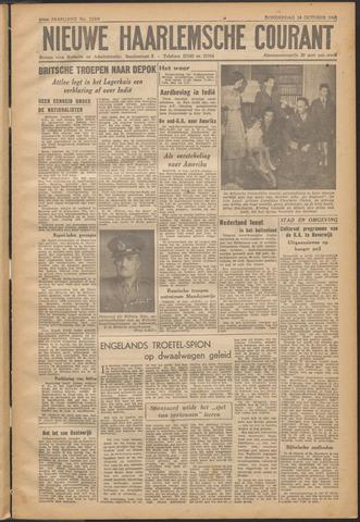 Nieuwe Haarlemsche Courant 1945-10-18