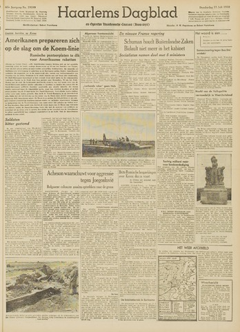 Haarlem's Dagblad 1950-07-13