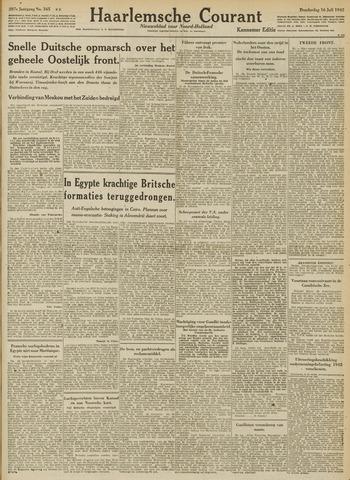 Haarlemsche Courant 1942-07-16