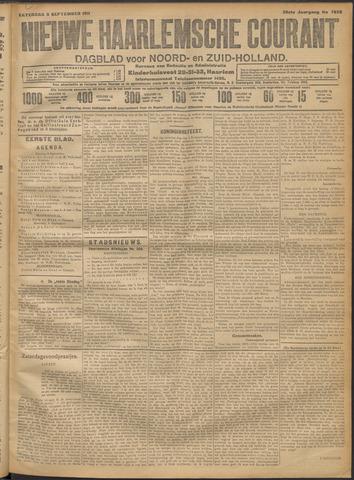Nieuwe Haarlemsche Courant 1911-09-02
