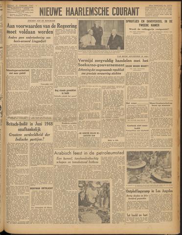 Nieuwe Haarlemsche Courant 1947-02-21