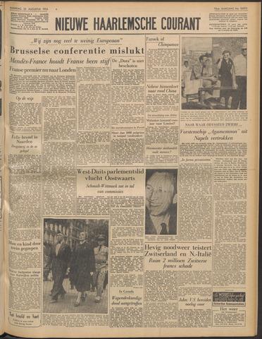 Nieuwe Haarlemsche Courant 1954-08-23