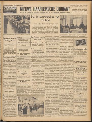 Nieuwe Haarlemsche Courant 1939-03-16