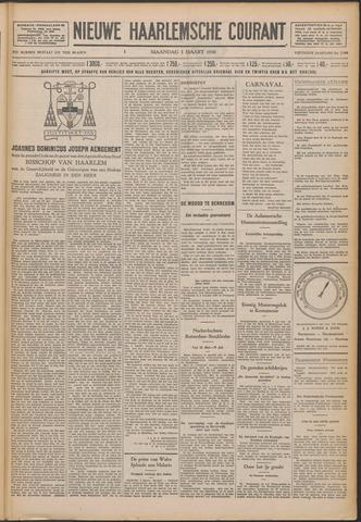 Nieuwe Haarlemsche Courant 1930-03-03