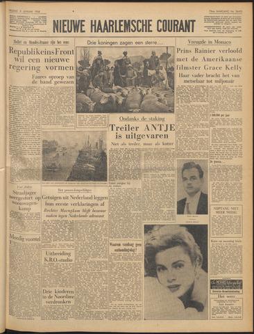 Nieuwe Haarlemsche Courant 1956-01-06