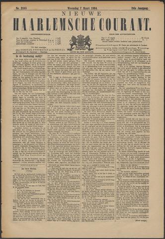 Nieuwe Haarlemsche Courant 1894-03-07