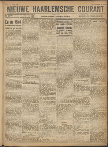 Nieuwe Haarlemsche Courant 1921-04-29