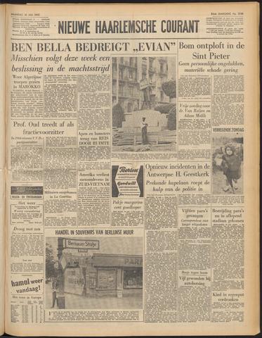Nieuwe Haarlemsche Courant 1962-07-16