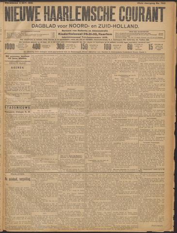 Nieuwe Haarlemsche Courant 1910-10-05